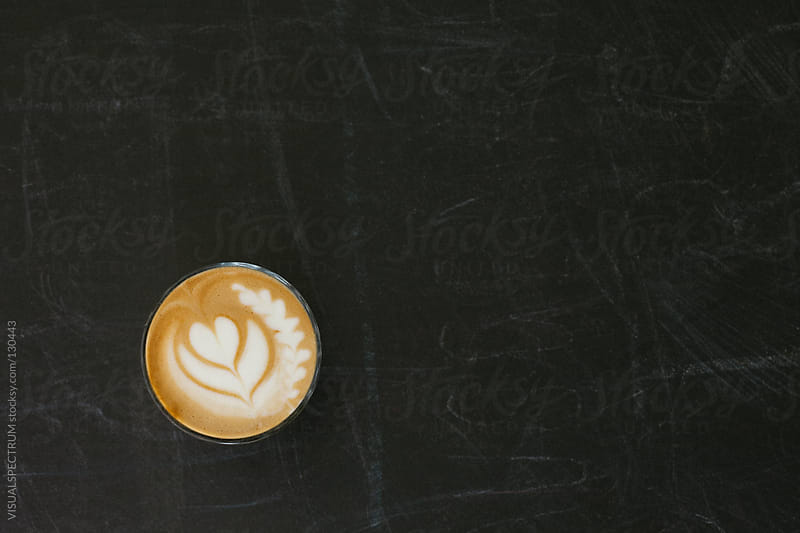 A Glass of Coffee by VISUALSPECTRUM for Stocksy United