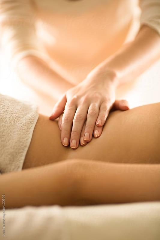 Back Massage by Lumina for Stocksy United