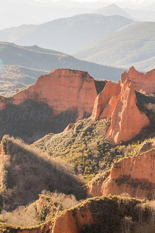 Las Médulas, León, Spain by Marilar Irastorza for Stocksy United