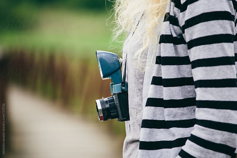 Vintage camera by michela ravasio for Stocksy United