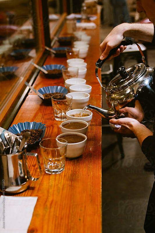 Coffee from Stumptown by Jesse Morrow for Stocksy United