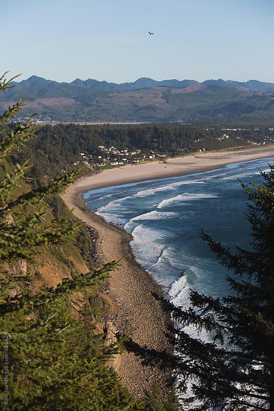 Oregon's Coast by Kim Jay for Stocksy United