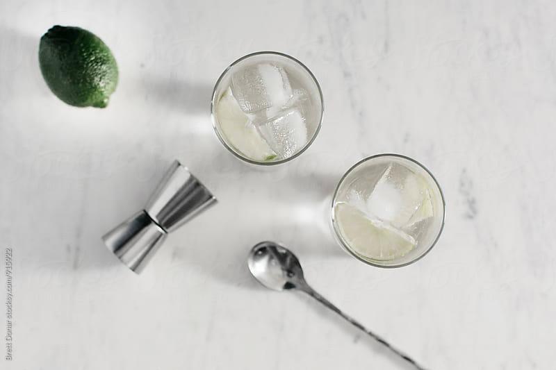 Gin & Tonic  by Brett Donar for Stocksy United