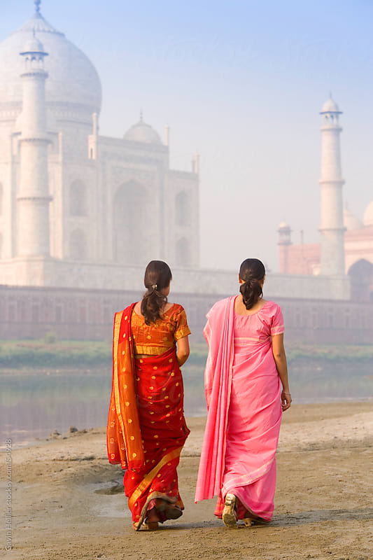India, Uttar Pradesh, The Taj Mahal by Gavin Hellier for Stocksy United