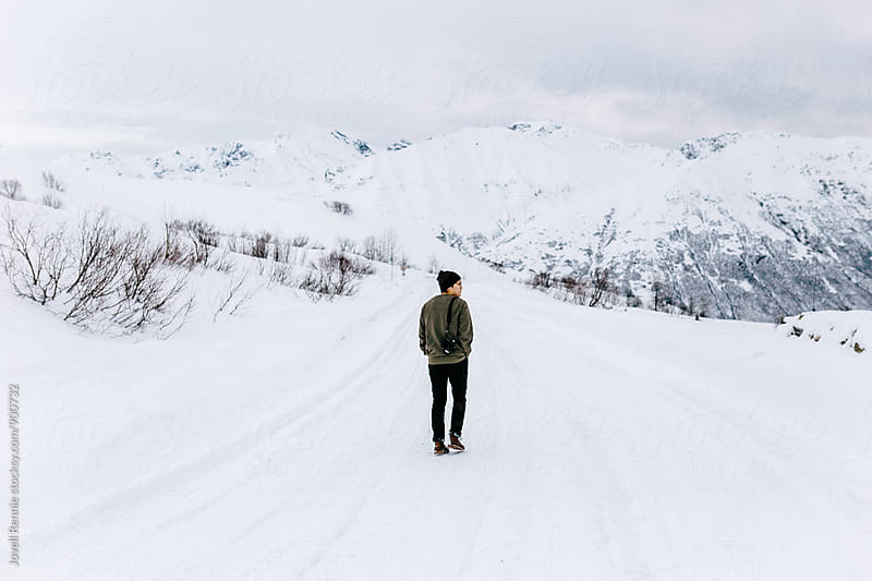 Hatcher Pass, AK by Jovell Rennie for Stocksy United