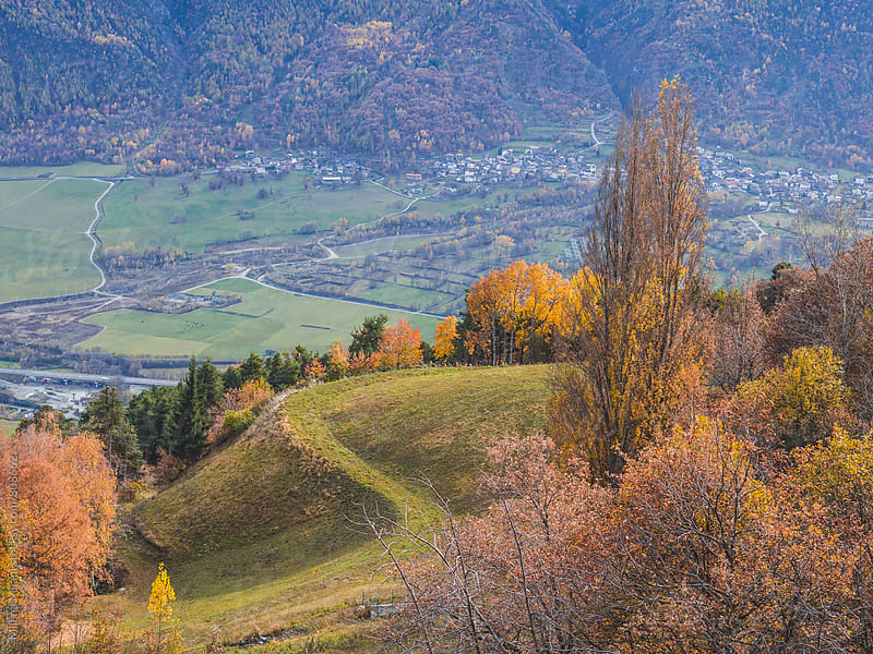 Italian alps by Milena Milani for Stocksy United