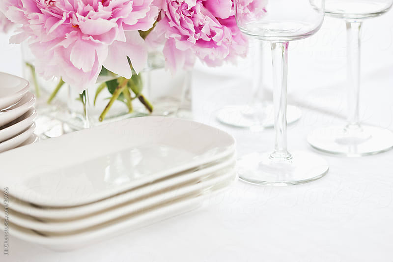 Spring Party by Jill Chen for Stocksy United