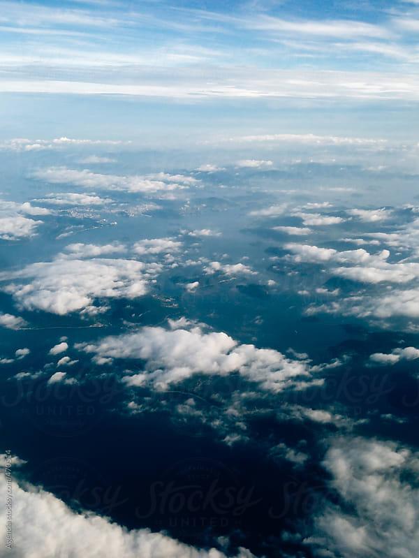 South Korean Sky by Agencia for Stocksy United