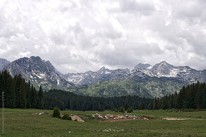 Durmitor National Park, Montenegro by Jon Attaway for Stocksy United