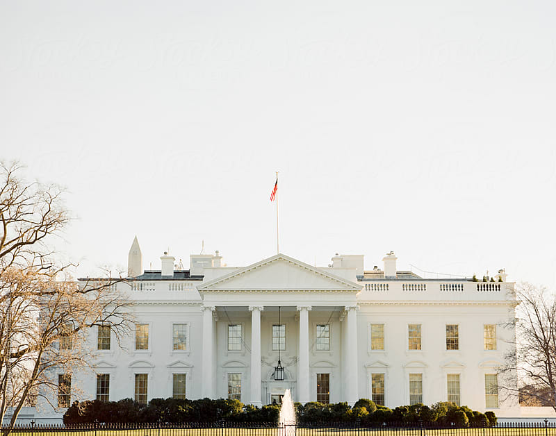The White House by Cameron Whitman for Stocksy United