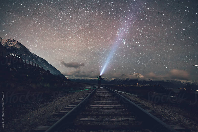 Night Adventures Under the Stars by Jake Elko for Stocksy United