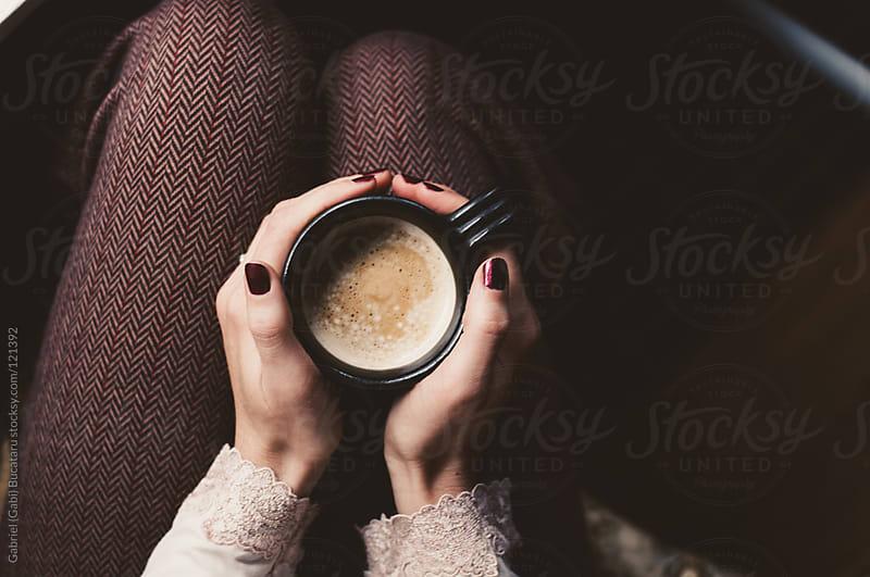 Coffee Cup by Gabriel (Gabi) Bucataru for Stocksy United