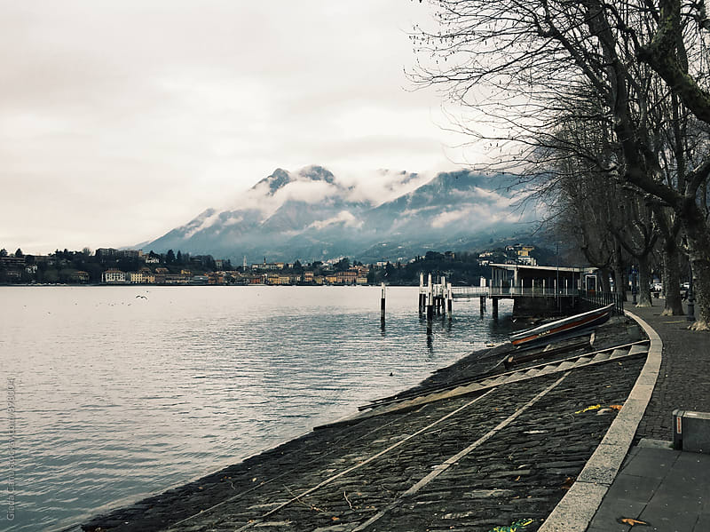 Lecco - Italy by Giada Canu for Stocksy United