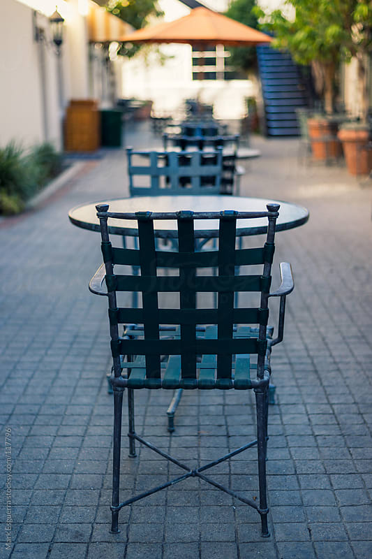 Have a seat by Mark Esguerra for Stocksy United