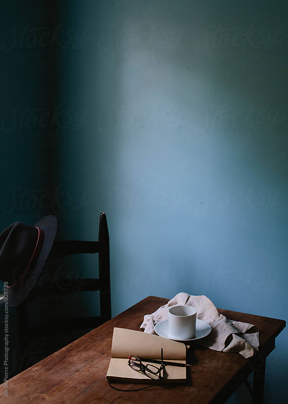 Afternoon coffee by Joe St.Pierre Photography for Stocksy United