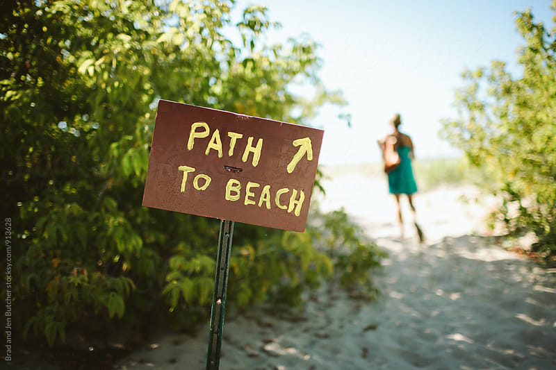 Bath to Beach by Brad and Jen Butcher for Stocksy United
