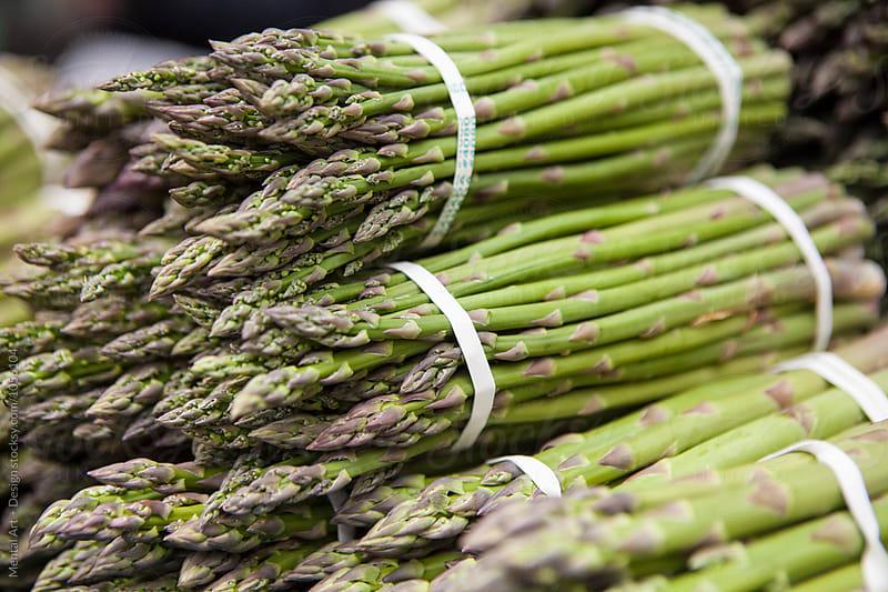 Asparagus by Mental Art + Design for Stocksy United