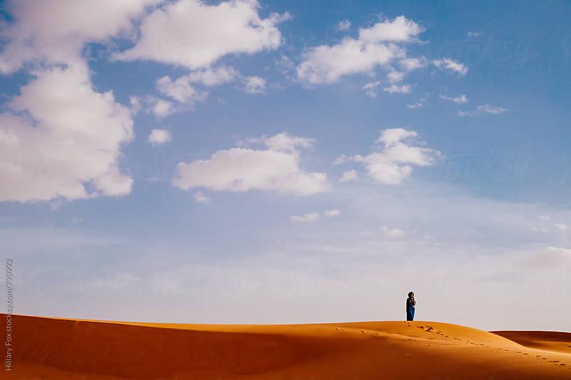 Sahara by Hillary Fox for Stocksy United