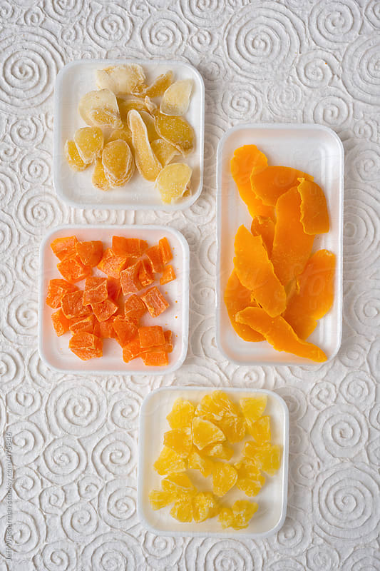 Assortment of Dried Fruits by Studio Six for Stocksy United