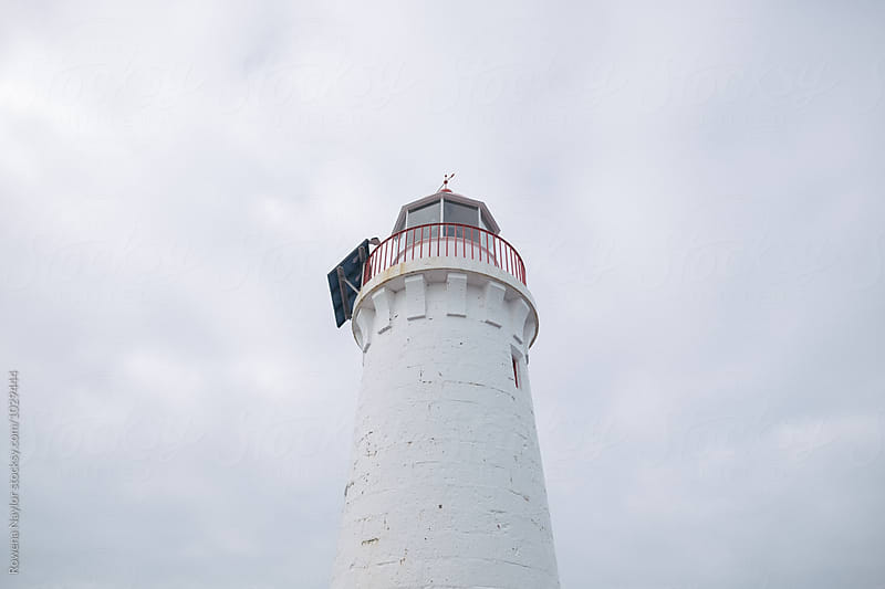 Old Lighthouse by Rowena Naylor for Stocksy United