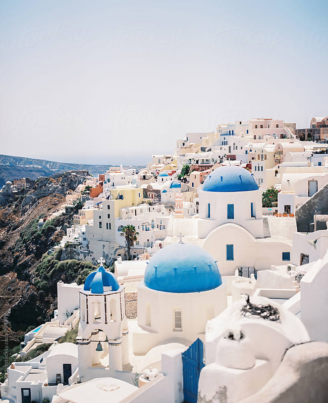 Santorini by Milles Studio for Stocksy United