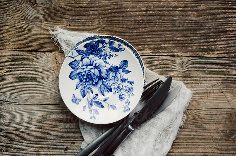 plates by Crissy Mitchell for Stocksy United