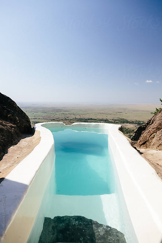 Plunge Pool by Agencia for Stocksy United