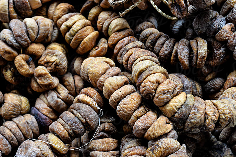 Dried figs  by Bisual Studio for Stocksy United