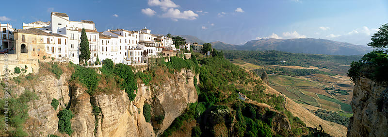 Ronda, Malaga Province, Andalucia, Spain, Europe by Gavin Hellier for Stocksy United