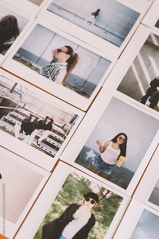 instant photos by Vesna for Stocksy United
