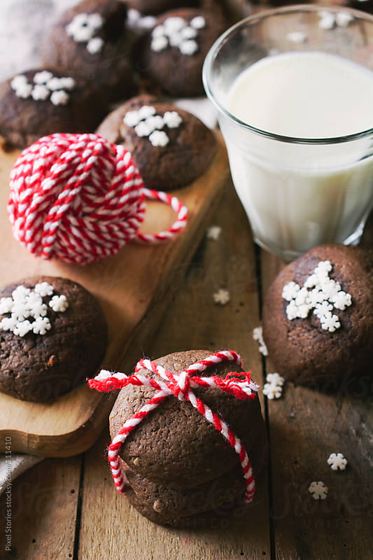 Christmas breakfast by Pixel Stories for Stocksy United