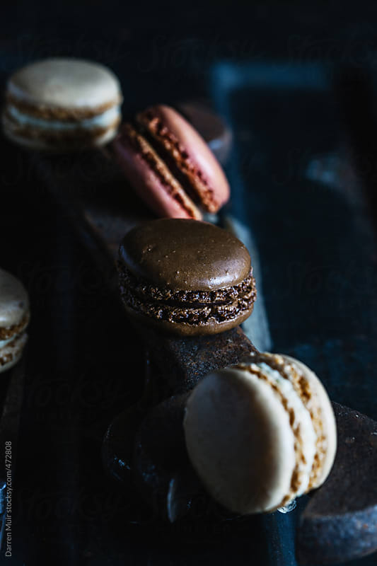 Macaroon. by Darren Muir for Stocksy United