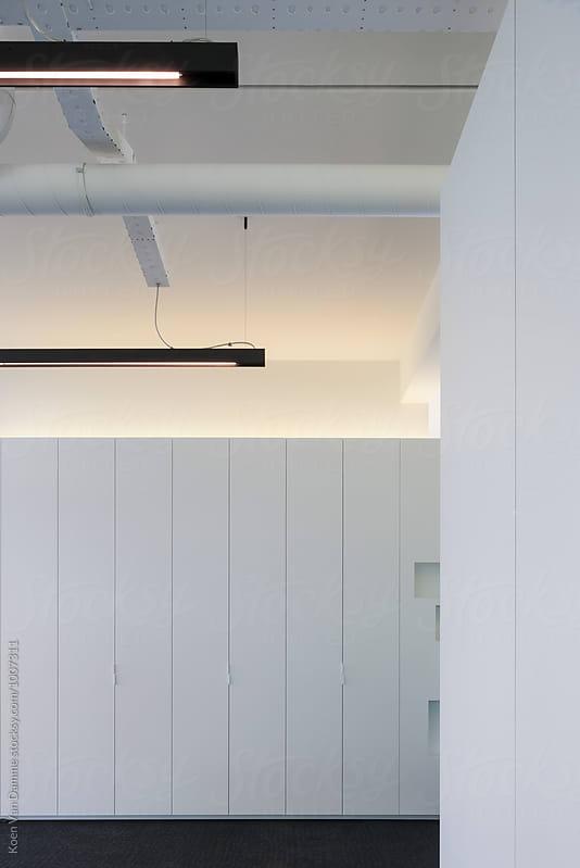 Built-in closets by Koen Van Damme for Stocksy United