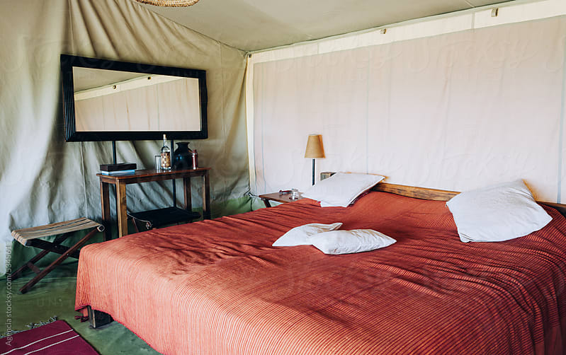 Glamping by Agencia for Stocksy United