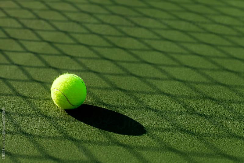 Tennis by MEM Studio for Stocksy United