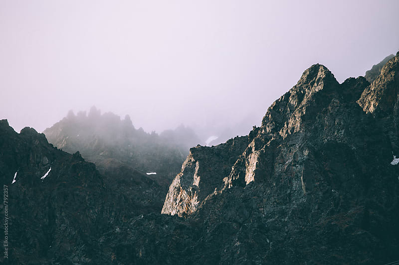 Foggy Morning 2 by Jake Elko for Stocksy United