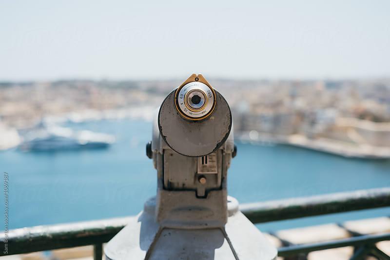 Telescope by Sam Burton for Stocksy United