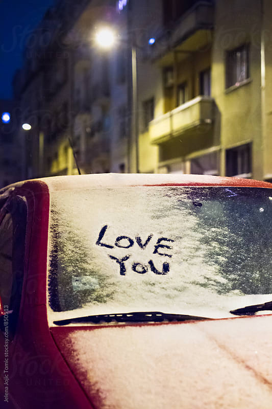Valentines winter day by Jelena Jojic Tomic for Stocksy United