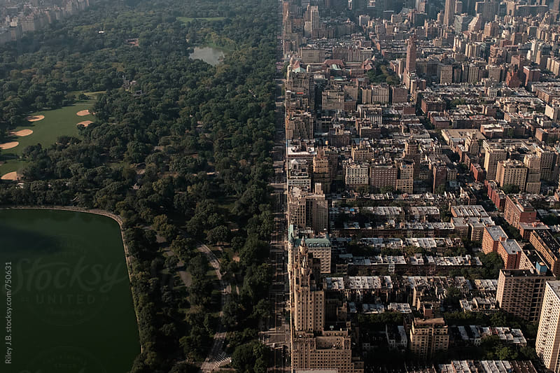 Central Park Meets the Upper West Side by Riley J.B. for Stocksy United