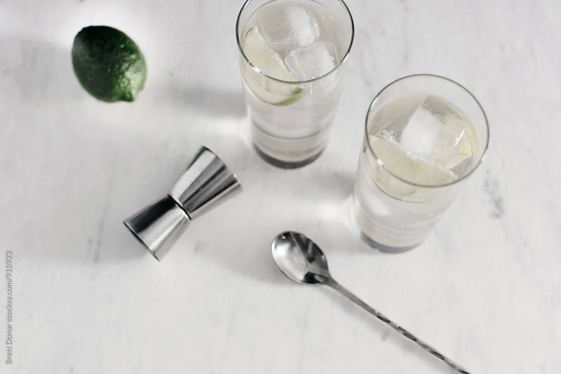Gin & Tonic  by Brett Donar for Stocksy United