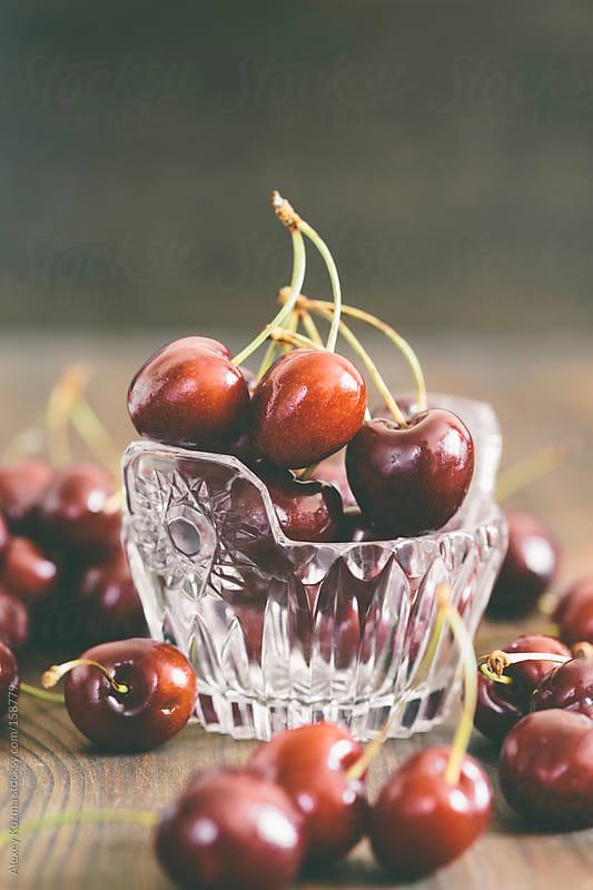 Sweet Cherry by Alexey Kuzma for Stocksy United