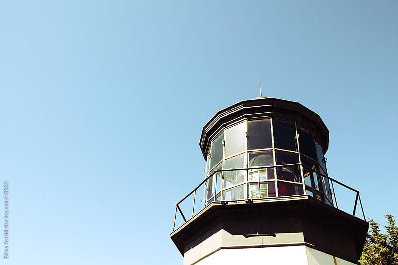 Lighthouse by Erika Astrid for Stocksy United