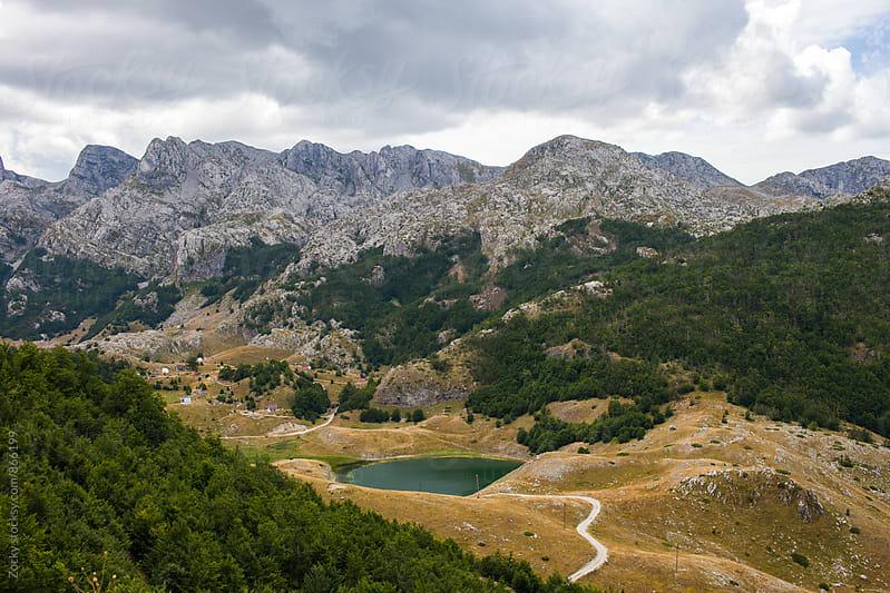 Bukumirsko Lake - Montenegro by Zocky for Stocksy United