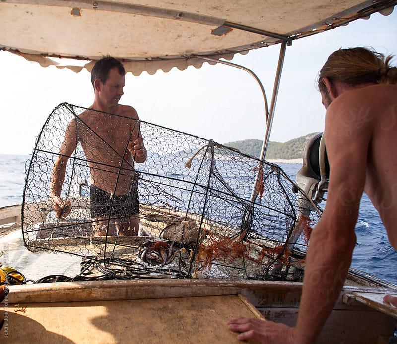 Fishermen by Jelena Jojic Tomic for Stocksy United