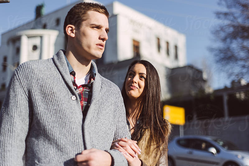 Lovely couple by Boris Jovanovic for Stocksy United