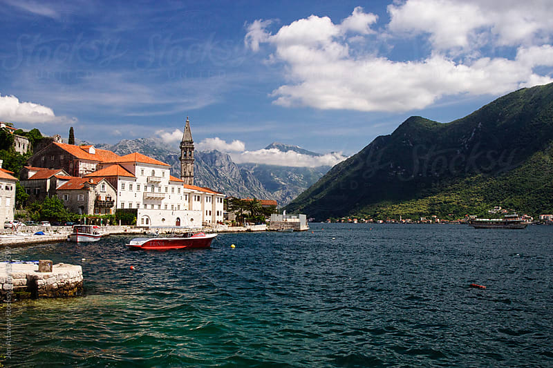 Perast, Montenegro by Jon Attaway for Stocksy United