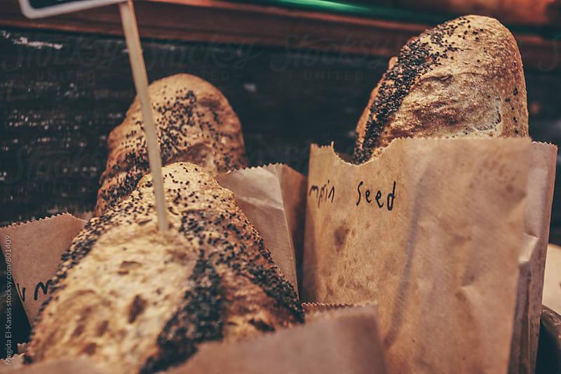Bread by Magida El-Kassis for Stocksy United