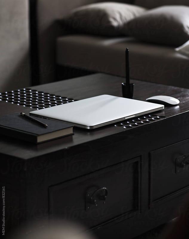 desk by MEM Studio for Stocksy United