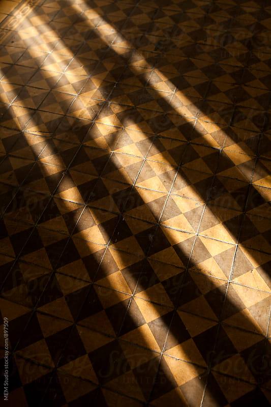 floor pattern by MEM Studio for Stocksy United