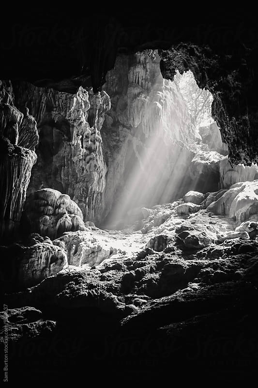 Halong bay cave by Sam Burton for Stocksy United
